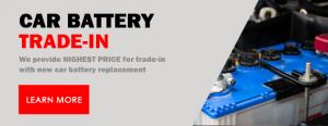 Car Battery Price Malaysia